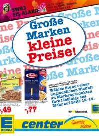 Edeka Große Marken - Kleine Preise August 2012 KW33