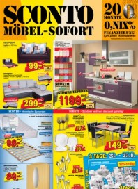 Sconto Möbel-Sofort August 2012 KW32