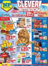 NP-Discount Aktueller Wochenflyer August 2012 KW33 1