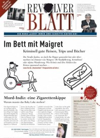 Thalia Revolver Blatt August 2012 KW31