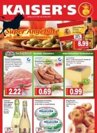 Kaisers Tengelmann Aktuelle Angebote August 2012 KW33 1