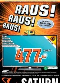 Saturn Nur im  Hattingen August 2012 KW33