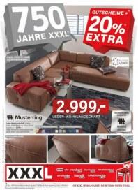XXXL Gutschein August 2012 KW33