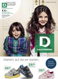 Deichmann Deichmann Kinderschuhe für Sport und Freizeit August 2012 KW33