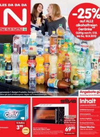 Interspar Interspar Angebote 16.08. - 29.08.2012 August 2012 KW33