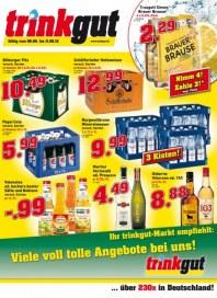 trinkgut Voll tolle Angebote August 2012 KW32 1