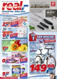 real,- Aktuelle Angebote August 2012 KW34 4
