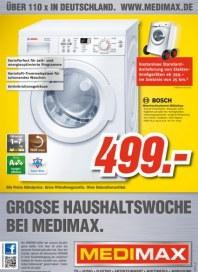 MediMax Große Haushaltswoche bei MEDIMAX August 2012 KW33