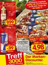 Treff 3000 Der Marken-Discounter August 2012 KW34 2