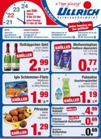 Ullrich Verbrauchermarkt Angebote August 2012 KW34