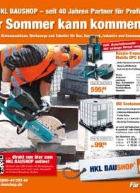 HKL Baumaschinen Der Sommer 2012 kann kommen Juni 2012 KW22