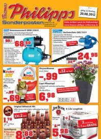 Thomas Philipps Sonderposten August 2012 KW34
