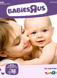 Toys'R'us Ihr Babyshop für den Sommer 2012 Mai 2012 KW18