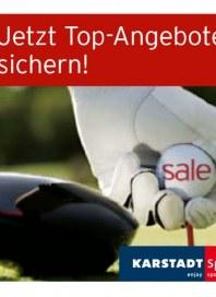 Karstadt Sports Im August 2012 Top-Angebote sichern Juli 2012 KW29