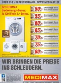 MediMax Wir bringen die Preise ins Schleudern August 2012 KW34