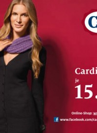 C&A Cardigans August 2012 KW34