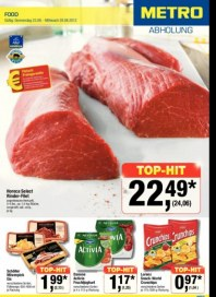 Metro Cash & Carry Food August 2012 KW34 11