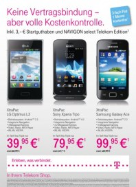 Telekom Shop Volle Kostenkontrolle August 2012 KW35
