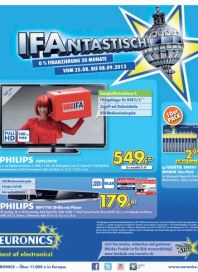 Euronics Ifantastisch August 2012 KW35