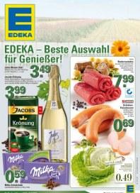 Edeka EDEKA - Beste Auswahl für Genießer August 2012 KW35