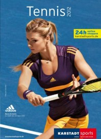 Karstadt Sports Tennis August 2012 KW35