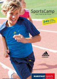 Karstadt Sports SportsCamp Juli 2012 KW29