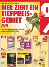 Futterhaus Tiefpreis-Gebiet August 2012 KW34