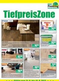 Holz Possling Tiefpreiszone August 2012 KW35