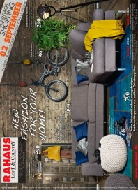 Rahaus New Fashion for your home August 2012 KW35