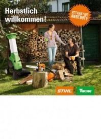 Stihl Herbstlich Willkommen August 2012 KW35