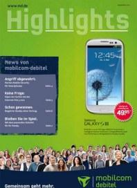 mobilcom-debitel Unser Telefon-Joker August 2012 KW35 1