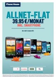 Phone House Allnet-Flat September 2012 KW35