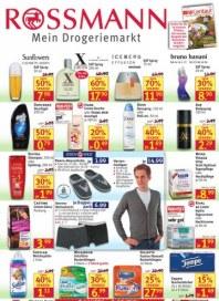 Rossmann Super Angebote für Deine Schönheit September 2012 KW36