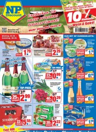 NP-Discount Niedrige Preise - Clevere Kunden September 2012 KW36