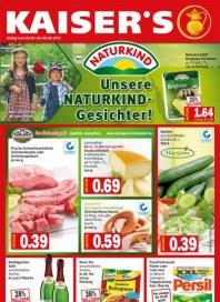 Kaiser's Unsere NATURKIND-Gesichter September 2012 KW36