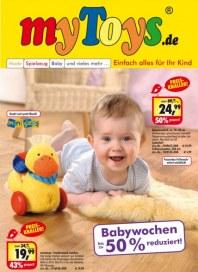 myToys.de Babywochen September 2012 KW36