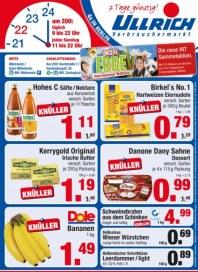 Ullrich Verbrauchermarkt Knüller September 2012 KW36