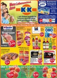 K+K - Klaas & Kock Wenn Lebensmittel, dann K+K September 2012 KW36