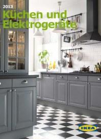 Ikea Küchen und Elektrogeräte September 2012 KW36
