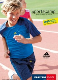 Karstadt Sports Sports Camp September 2012 KW36