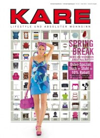 Kare Springbreak März 2012 KW13