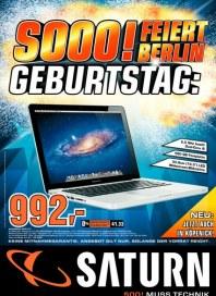 Saturn Soo feiert Berlin September 2012 KW36