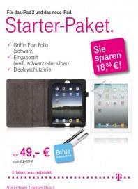 Telekom Shop Starter-Paket September 2012 KW36