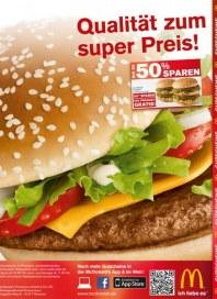 McDonald's Vorzeigen und genießen September 2012 KW36