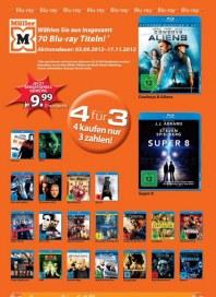 Müller 70 Blu-ray Titel stark reduziert nur im Herbst 2012 September 2012 KW36