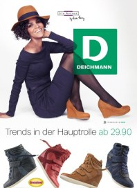 Deichmann Neue Trends für den Herbst 2012 September 2012 KW37
