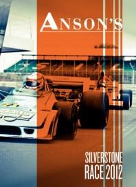 Anson's Silverstone Race 2012 September 2012 KW37
