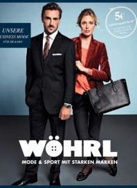 Wöhrl Unsere Business Mode September 2012 KW37