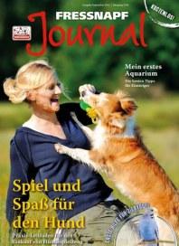 Fressnapf Journal Leseprobe September 2012 KW35