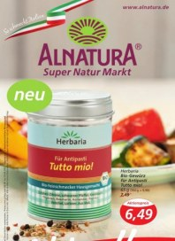 Alnatura Hauptflyer September 2012 KW36